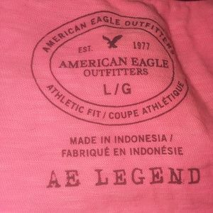 American Eagle Outfitters Shirts - Mens Tee L Legend  American Eagle Outfitters